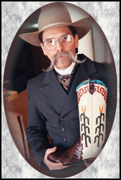 D.W. Frommer II -- Bootmakers... Custom-Made Western Boots